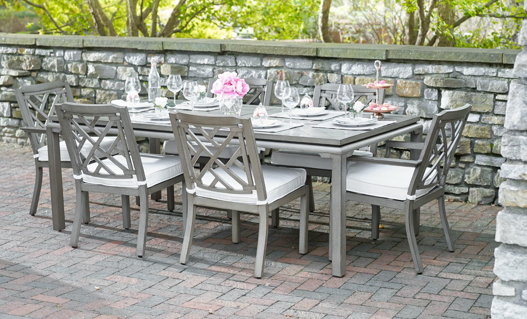 Dining Sets Winnipeg Outdoor Patio Dining Collections Crown Spas And Pools Winnipeg