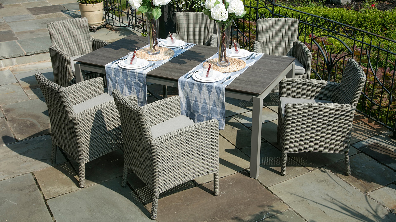 Dining Sets Winnipeg Lisbonne Dining Collection Crown Spas And Pools Winnipeg