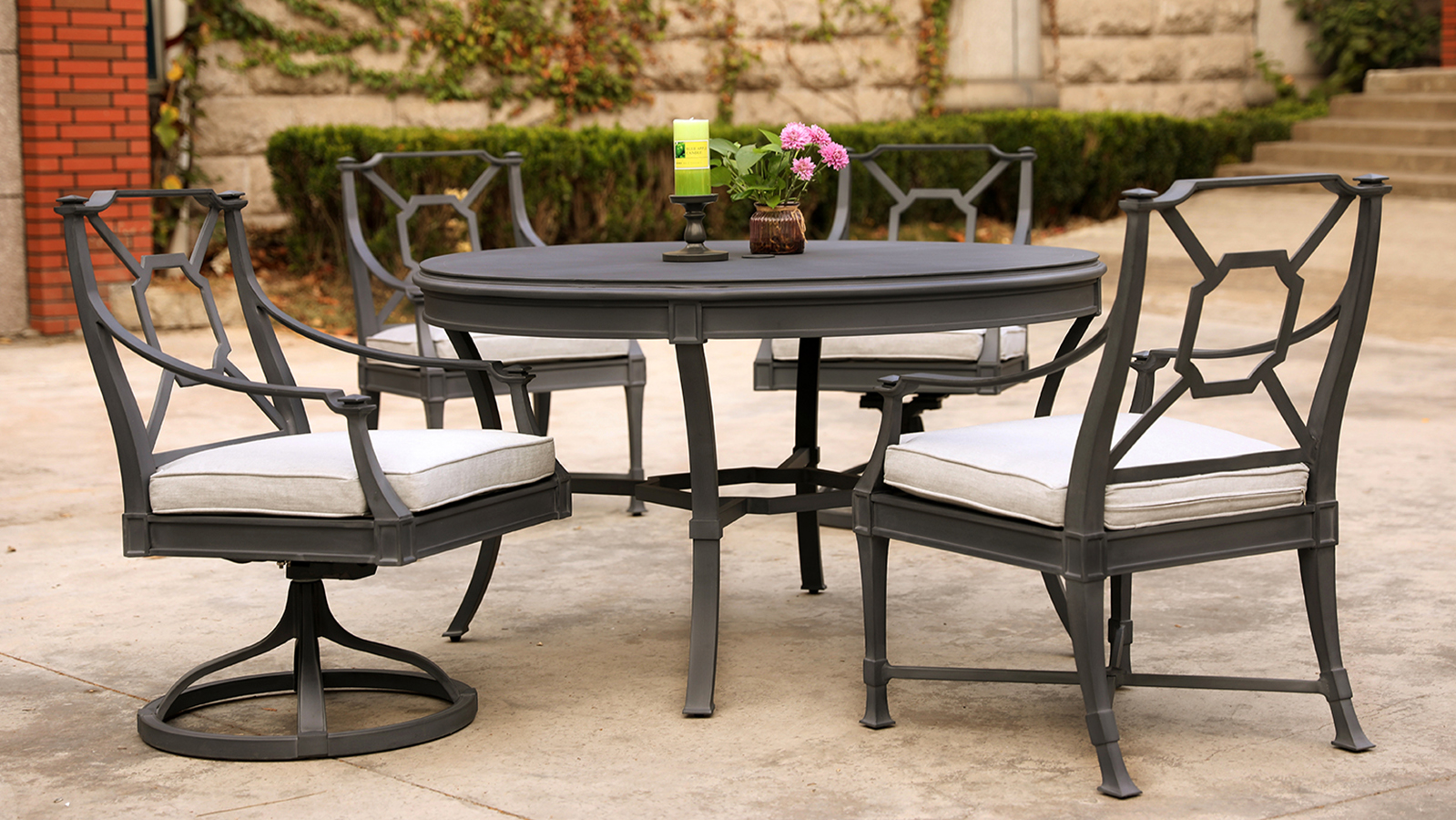 Dining Sets Winnipeg Zephyr Dining Collection Crown Spas And Pools Winnipeg
