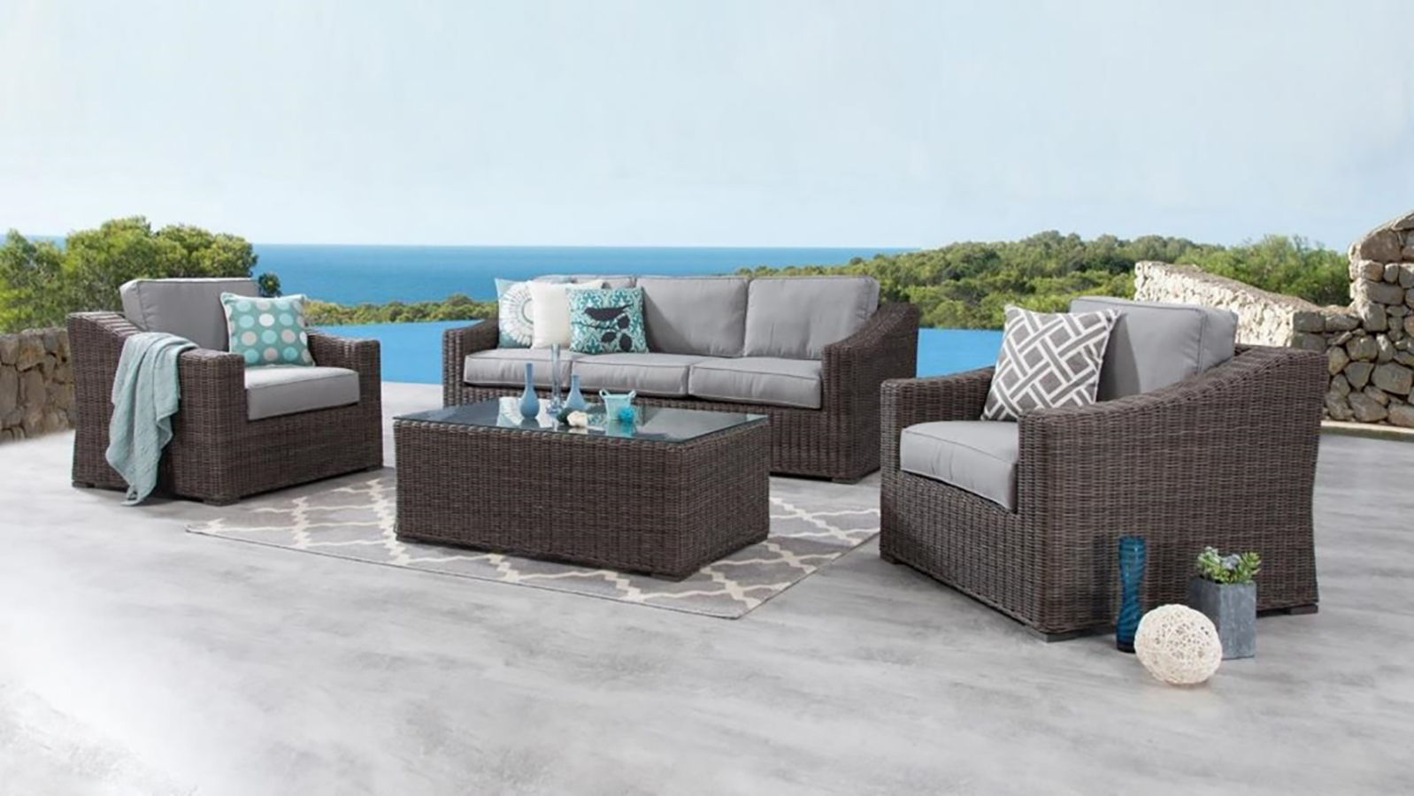 Patio Furniture Winnipeg Canyon Patio Furniture Collection Crown Spas Pools Winnipeg
