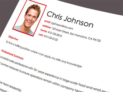Resume DOs and DON\u0027Ts CRS Help