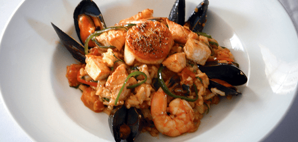 Try Your Hand At Our Thai Seafood Risotto Cru Cafe
