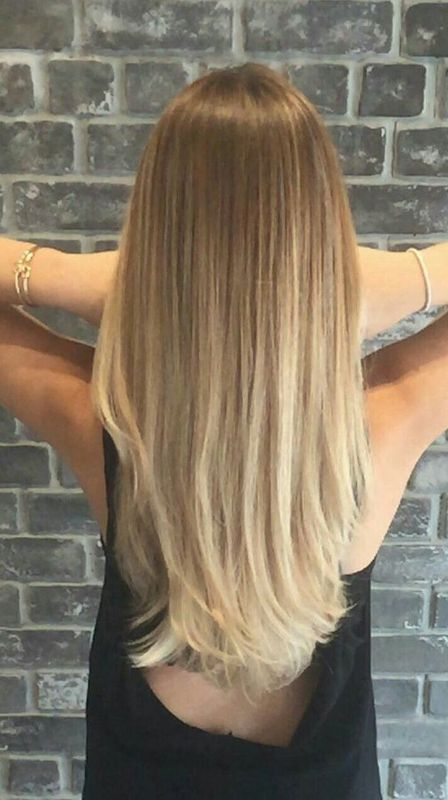 Balayage Glatte Haare 50 Best Balayage Straight Hairstyles – 2018 Collection