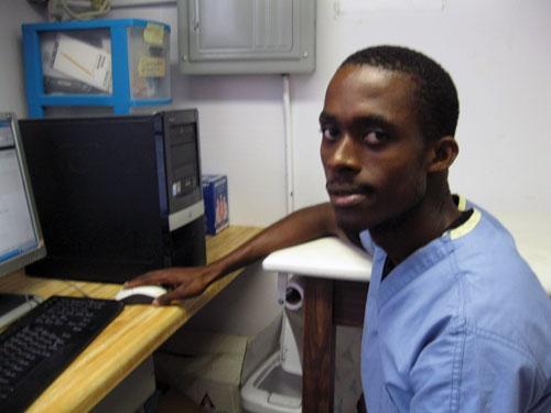 Dantus Gilles and Daniel Etienne Making a New Future for Haitians