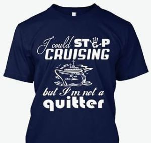 Dont BE a QUITTER!!! cruise travel cruising CruiseLife travel