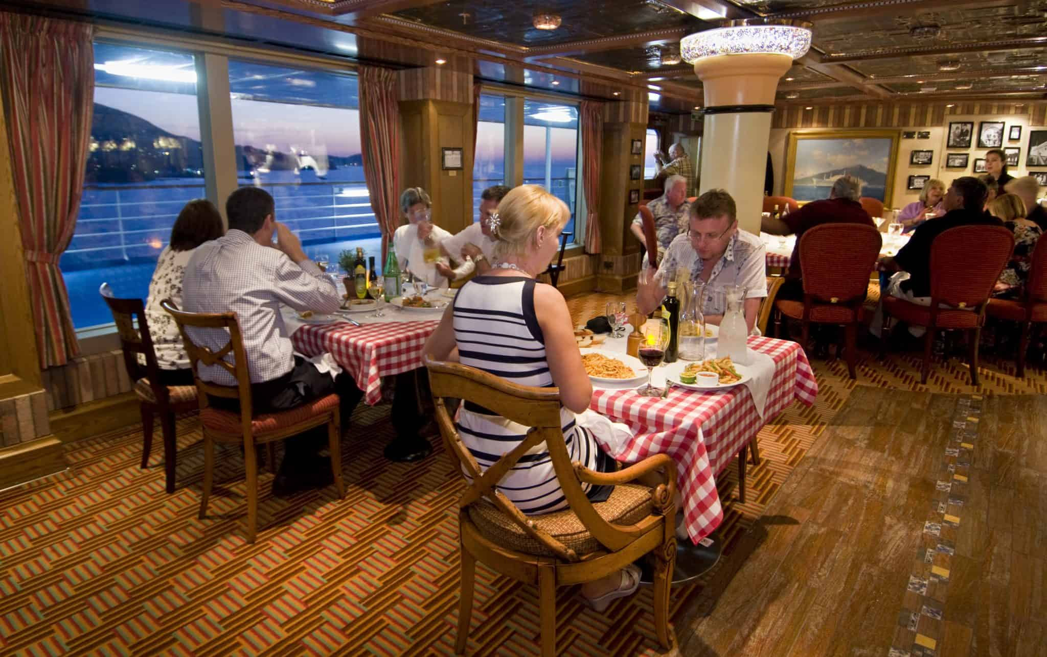 Carnival Magic Cucina Del Capitano Lunch Menu Carnival Magic Begins Sailing From Port Canaveral Guys