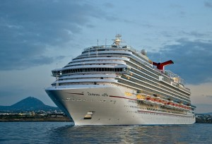 Carnival Orders Two Vista Class Cruise Ships For China