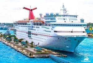 Return of Carnival Cruise Line's $50 Cruise Deposits