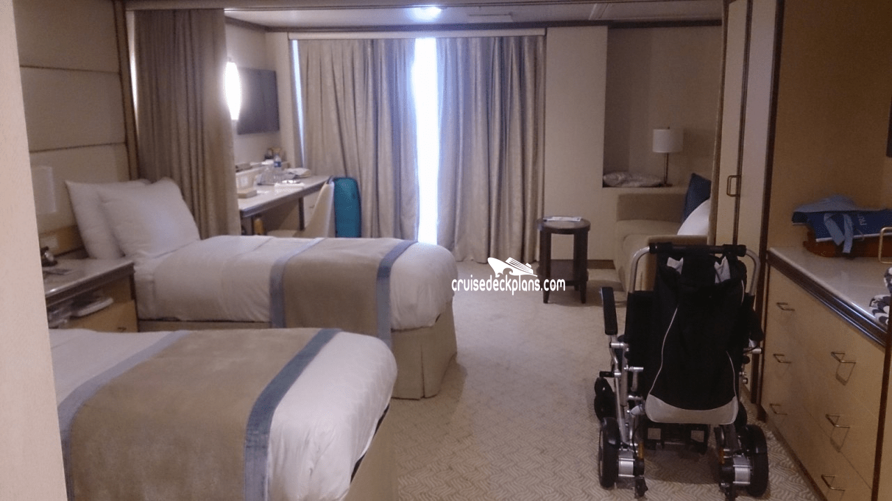 Mini Regal Majestic Princess Mini-suite Stateroom