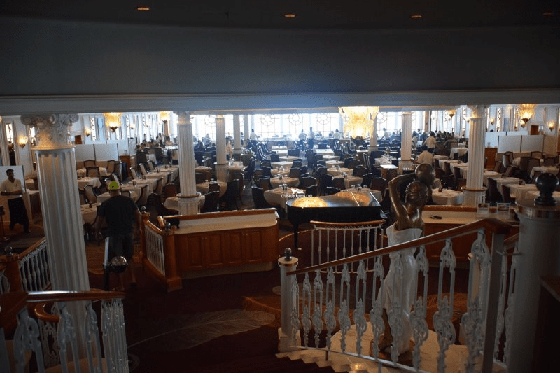Bistro Italian Restaurant Norwegian Dawn Venetian Main Dining Room Pictures