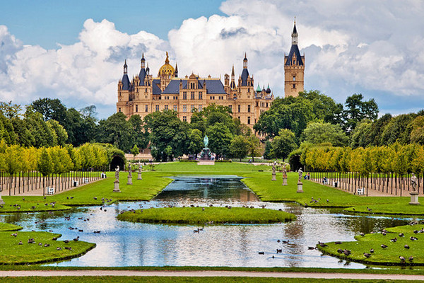 Gothic Berlin The Beauty Of Schwerin, Germany - Cruisegourmet Magazine