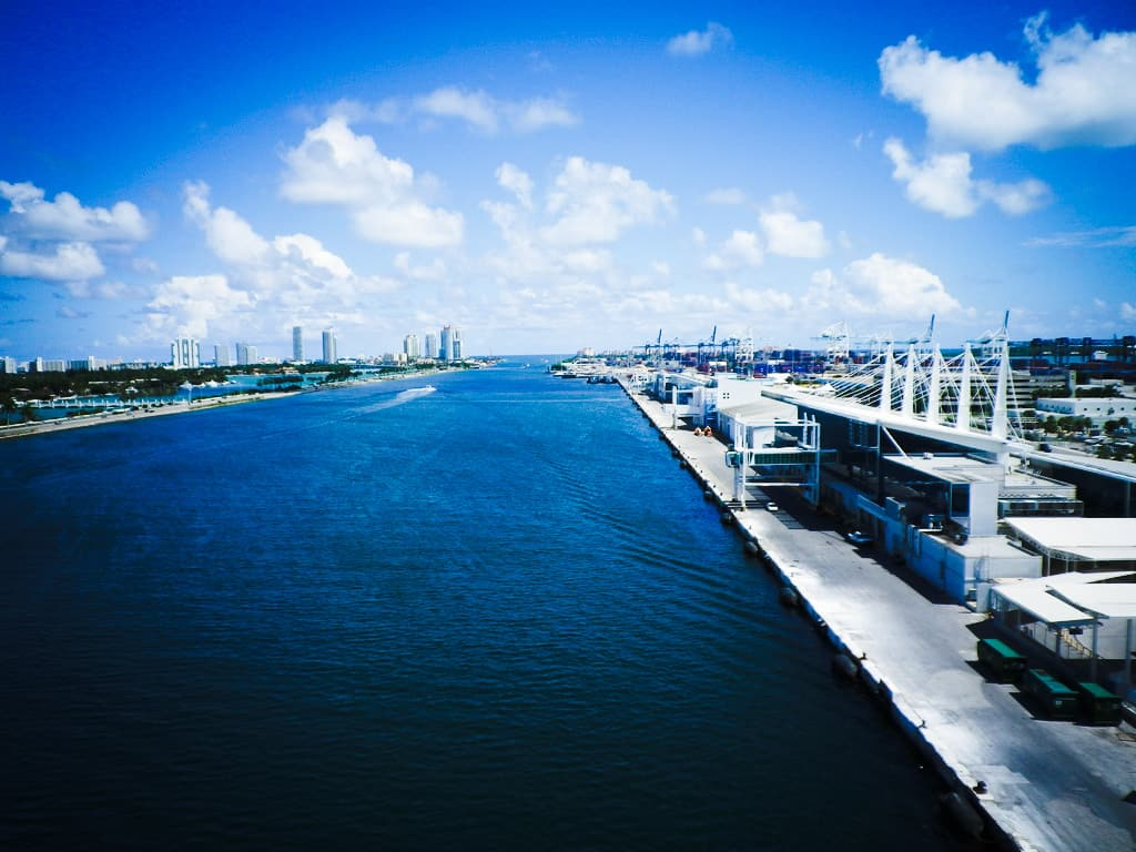 Miami Port How To Get From The Airport To Miami Cruise Port