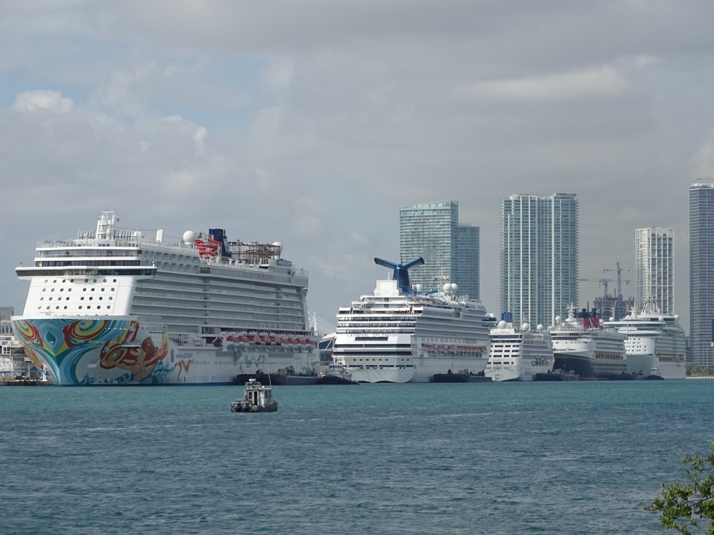 Miami Port The Busiest Cruise Ports Cruise Industry News Cruise News