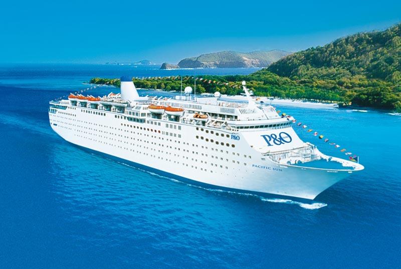 P Amp O Cruises Australia Cruise Job Directory