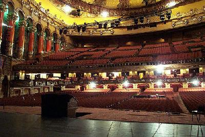 Fox Theatre Detroit Location Of The Gop Debates