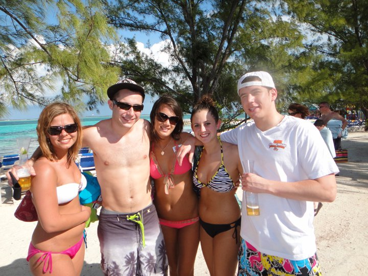 College Spring Break Party Cruise Sets Sail In 6 Weeks! CruiseSource