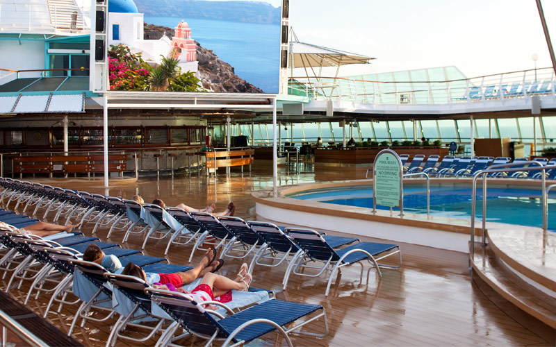 Royal Caribbean39s Grandeur Of The Seas Cruise Ship 2018