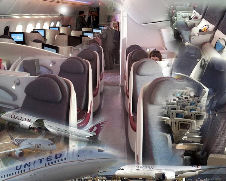 Boeing 787 Dreamliner Floor Plan - Floor Plan Ideas