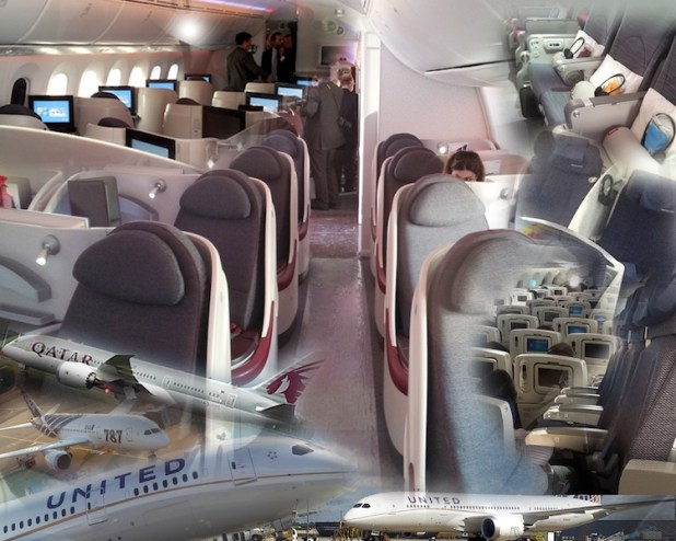 Boeing 787 Interiors Most Notable Is Ana S Business Class Configuration