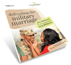 Featured Image for Defending Your Military Marriage