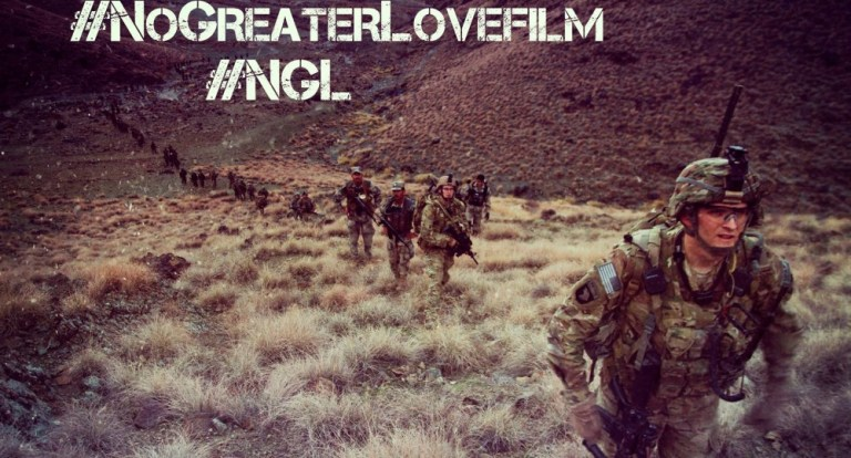 "Featured Image for Former Army Chaplain's Film ""No Greater Love"" to be Presented the Santini Patriot Spirit Award"