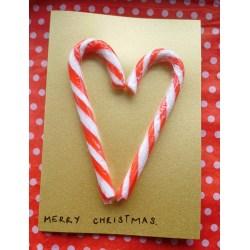 Small Crop Of Handmade Christmas Cards