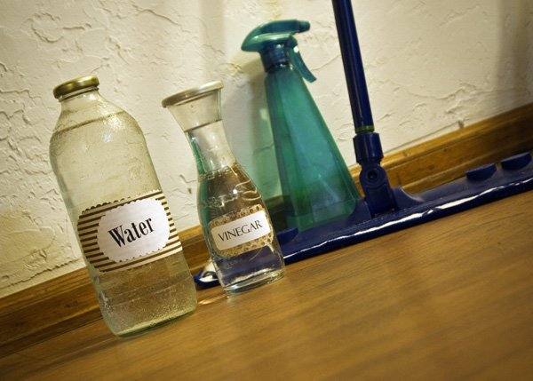 Diy Laminate Floor Cleaner Your Grandmother Would Be Proud