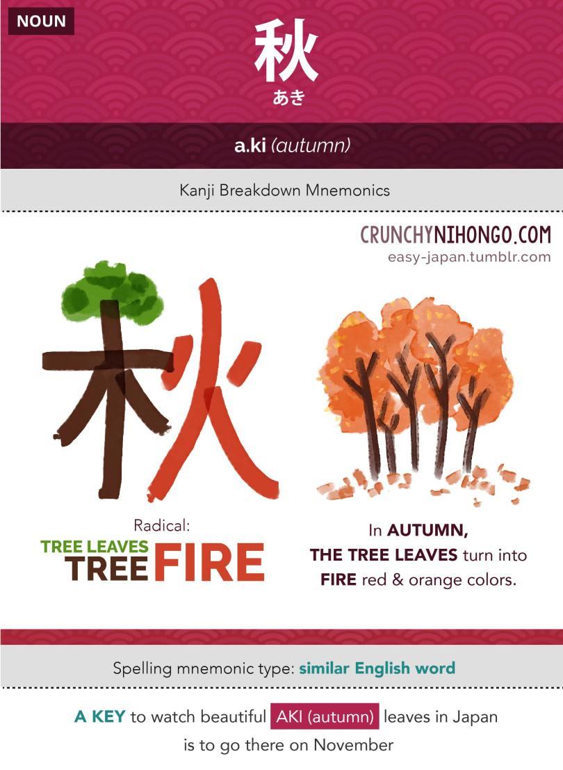 n5-vocabulary-aki-autumn
