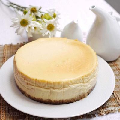 New York Cheesecake   Crustabakes