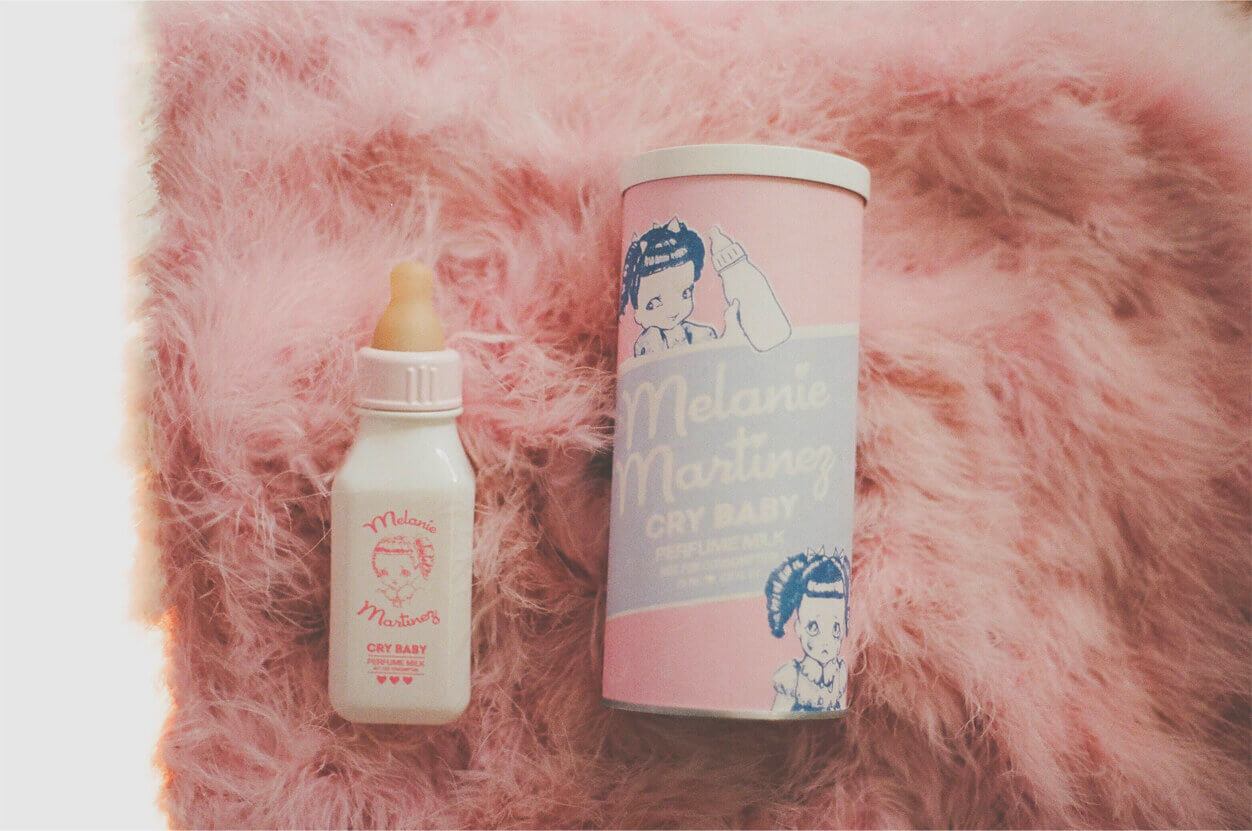 Parfume Bottle Melanie Martinez | Cry Baby Bottle Fragrance