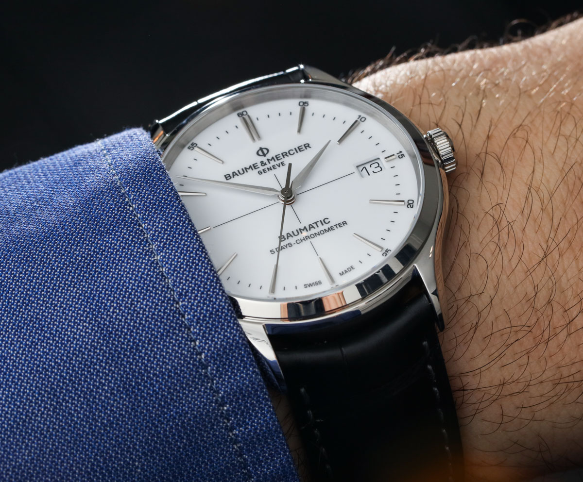 Movement Replica Swiss Watch Swiss Movement Replica Watches How To Buy Baume Mercier Clifton