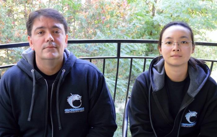 CryoDragon Team 2016