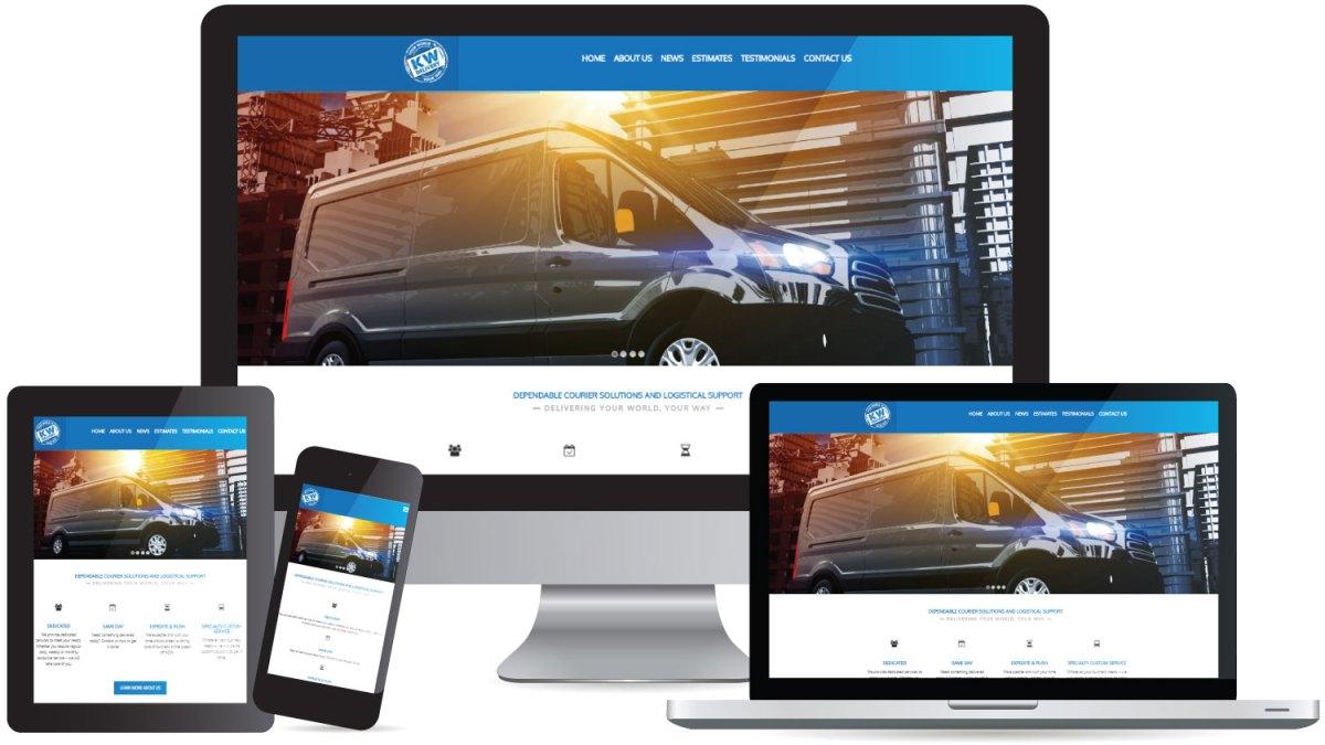 CryoDragon (Kitchener Waterloo Cambridge) Website Design KW Delivery