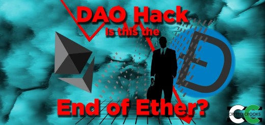 Ether hack Dao theft