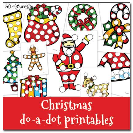 Free Preschool Printable Worksheets Christmas Themed
