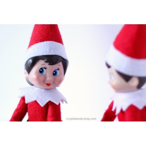 Medium Crop Of Girl Elf On The Shelf