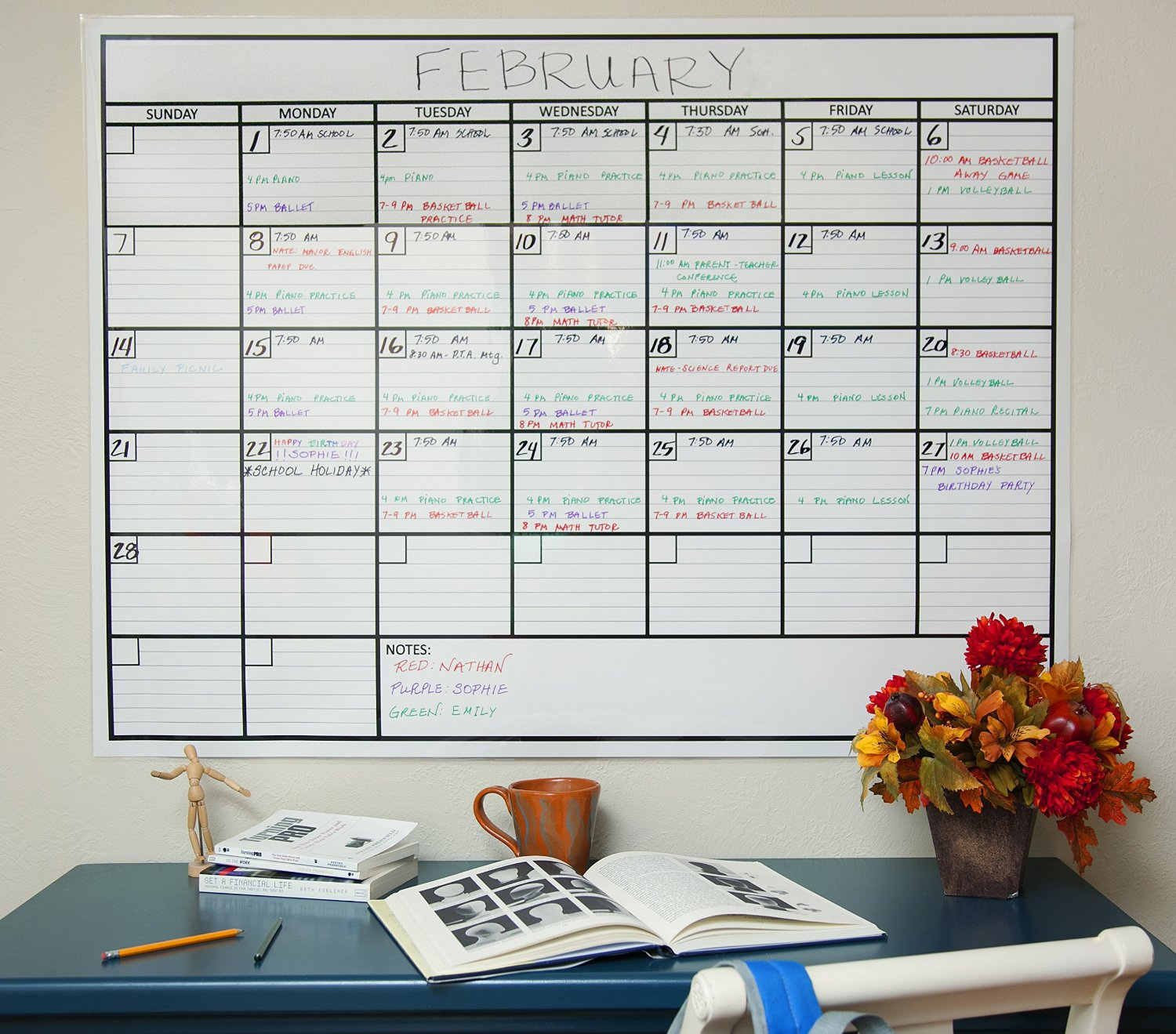 calendars for scheduling