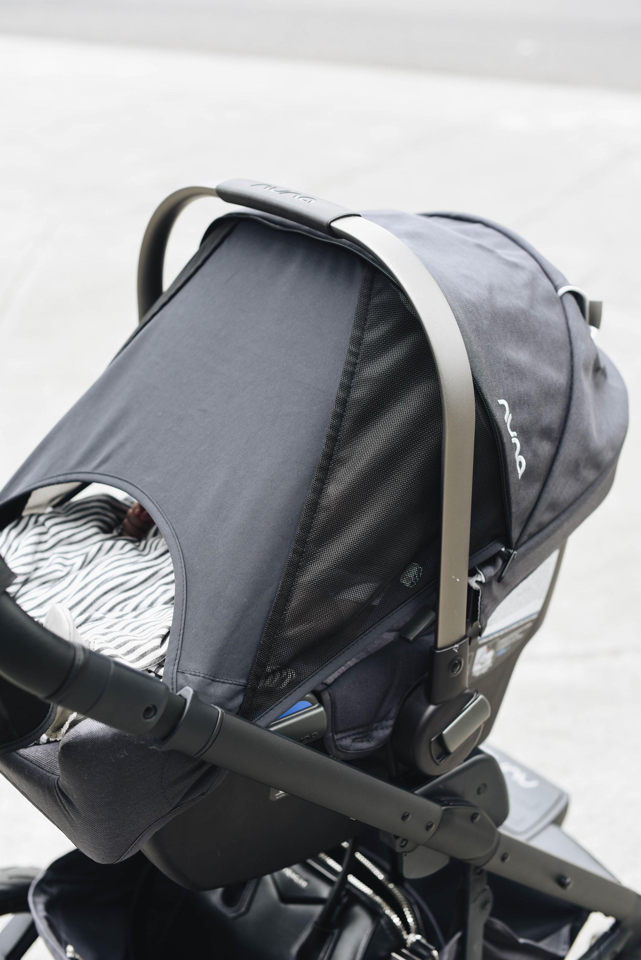Nuna Stroller Infant Insert