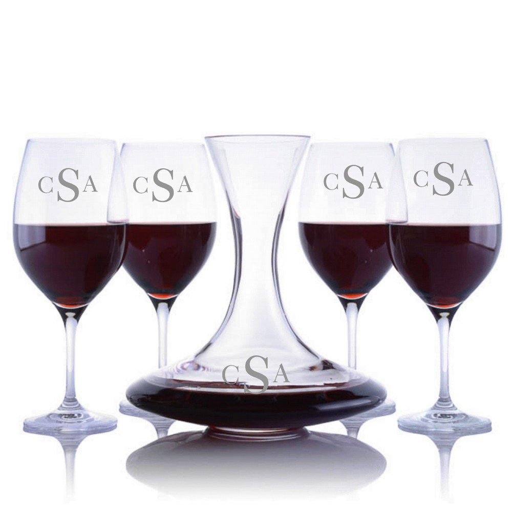 Decanter Wine Glas Custom Infinity Wine Decanter Set By Ravenscroft