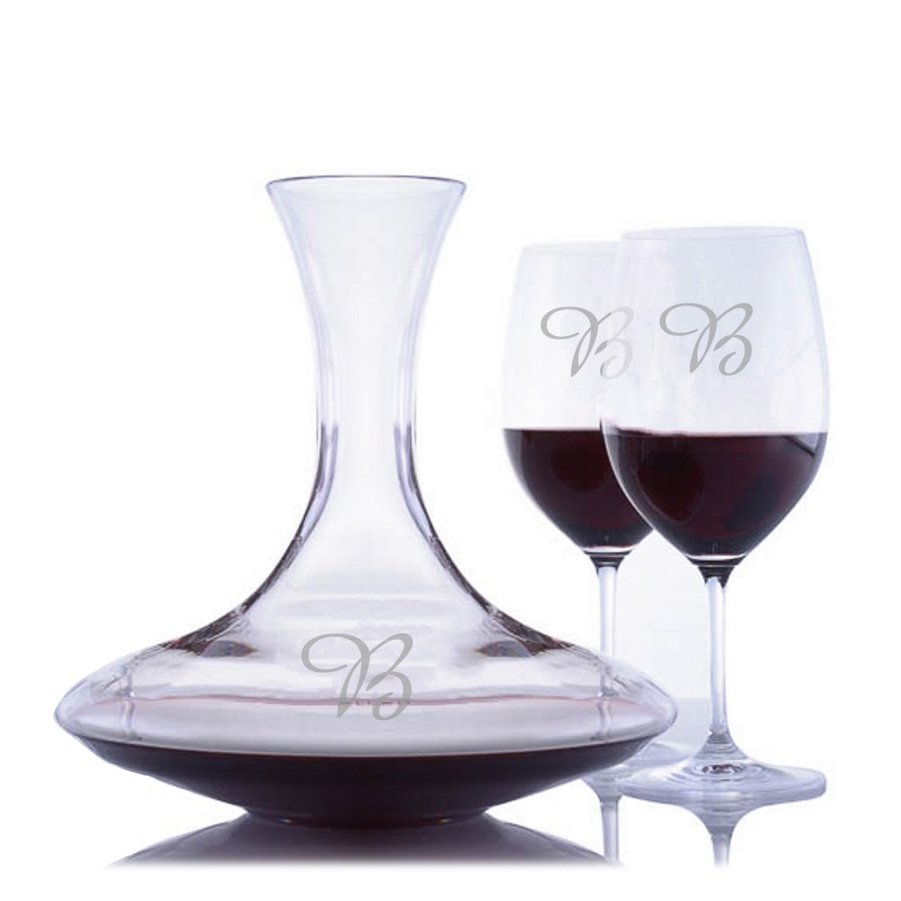 Decanter Wine Glas Custom Riedel Crystal Ultra Magnum Wine Decanter Gift Sets