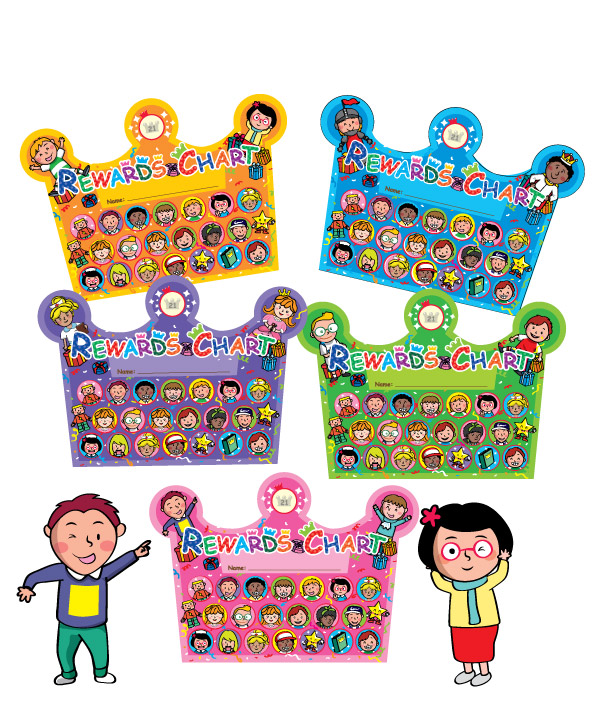 21 Rewards Chart CS Kids Ltd - progress chart for kids
