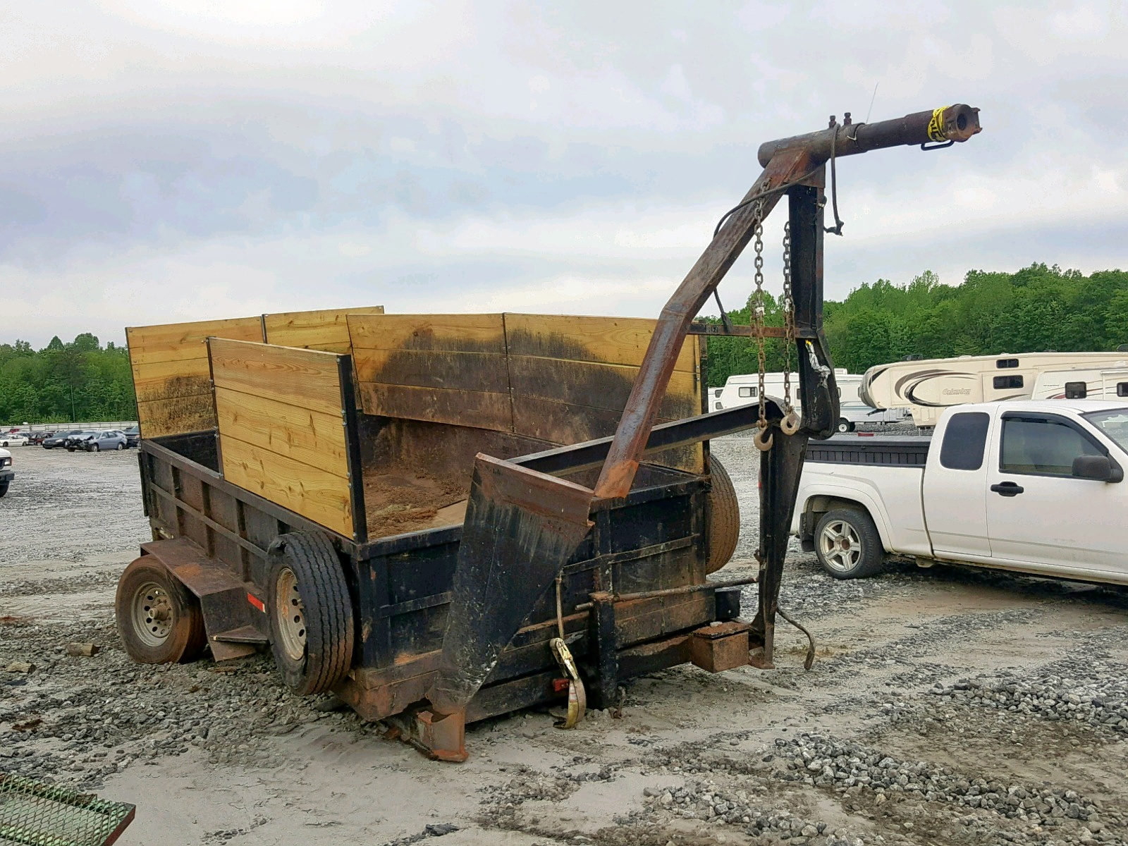 Bett Sale 2003 Bett Trailer In Sc Greer 4mnfg142331002298 For