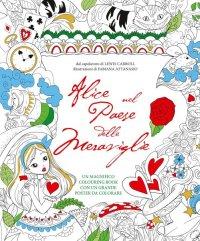 Coniglio Alice Nel Paese Delle Meraviglie Da Colorare Alice Nel