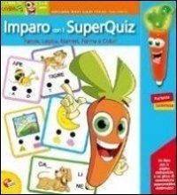Libro Carotina Super Bip - Imparo Con i Super Quiz