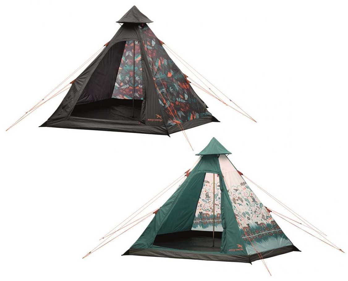 1 Persoons Pop Up Tent Easy Camp 4 Person Carnival Tipi Tent