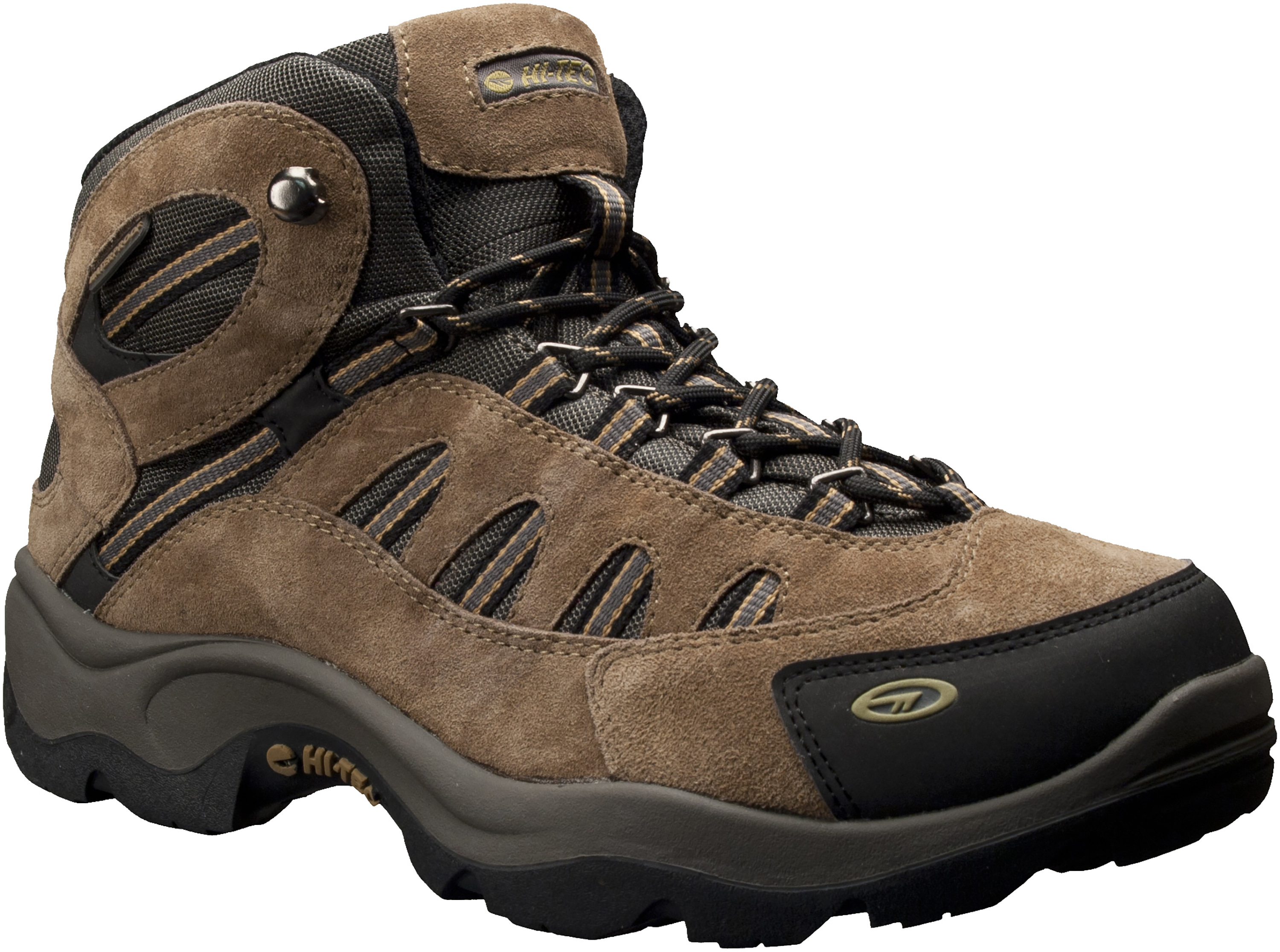 Hi Tec Com Hi Tec Mens Bandera Mid Waterproof Wide Hiking Boots