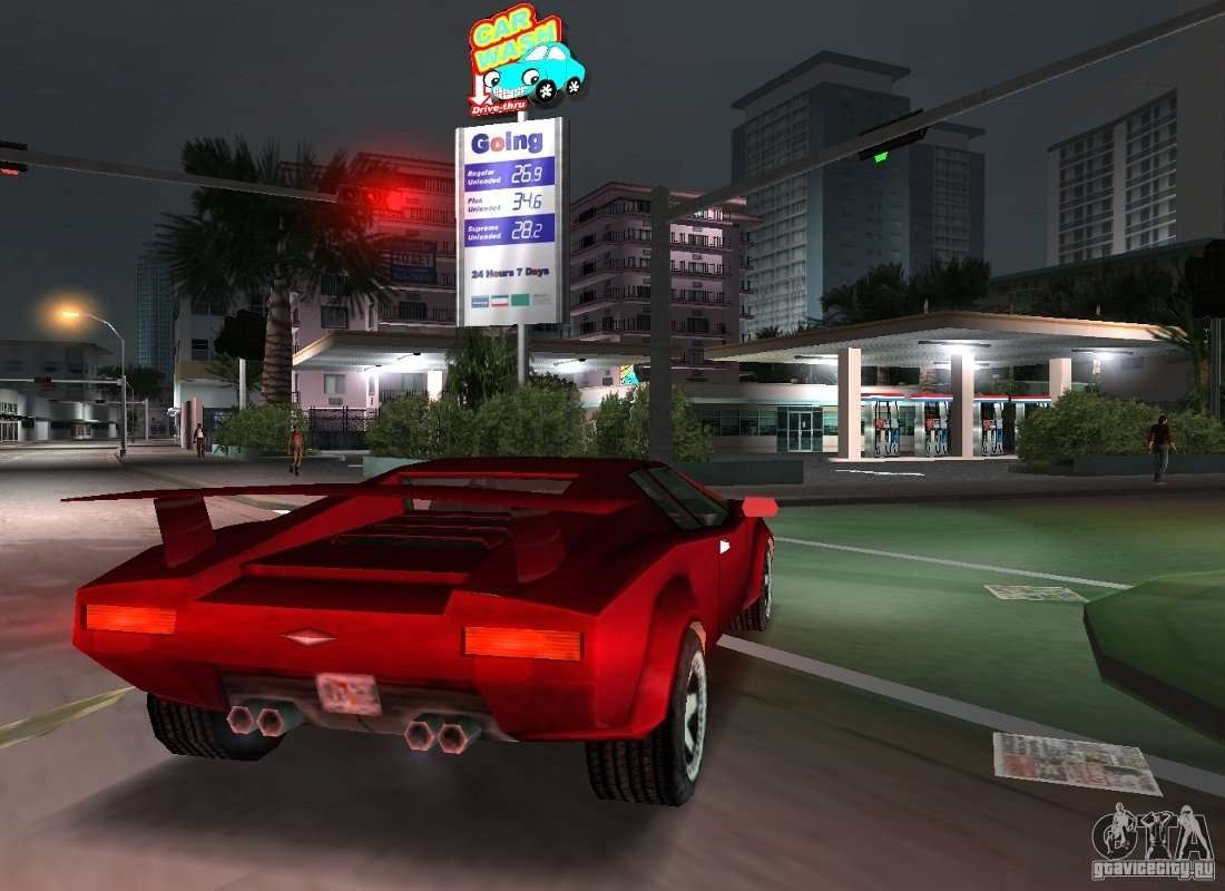 Pagani Zonda Car Wallpaper Infernus Beta For Gta Vice City