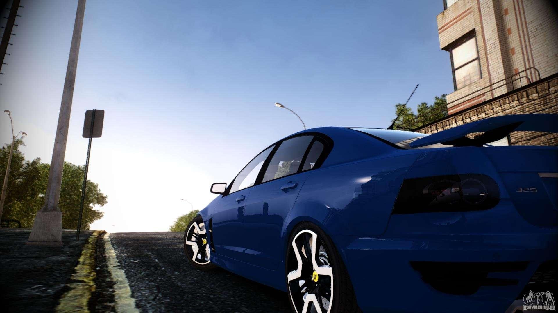 Phantom Car Wallpaper Holden Hsv Gts For Gta 4