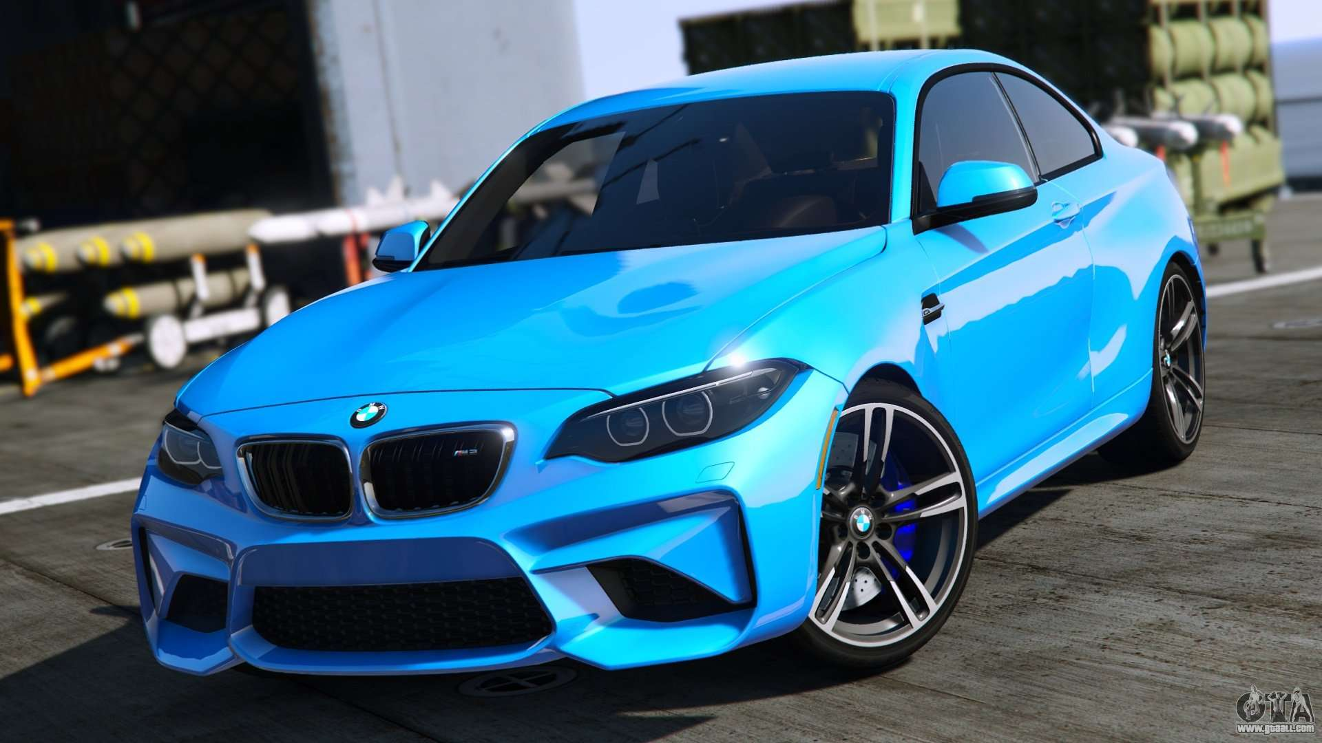 Download Car Wallpaper Pack For Pc Bmw M2 2016 For Gta 5