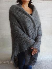 325, shawl Native Orenburg shawl goat fluff  shop online ...